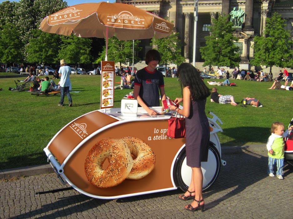 Bagel_food bike