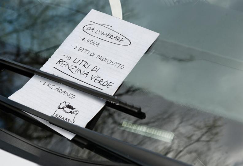 Guerrilla Parcheggi GdO