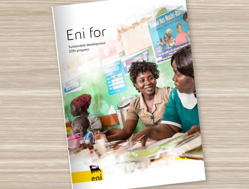 EniFor 2014 cover